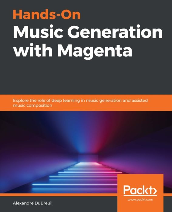 Inline - Cover Music Generation With Magenta Book
